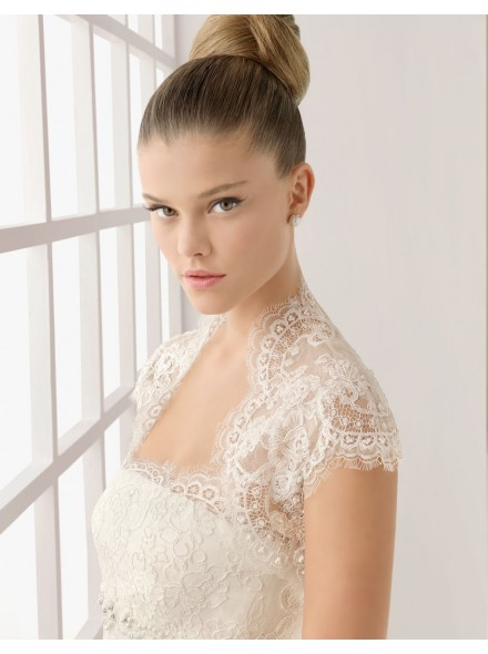 Cheers to Novelty: Landybridal Lace Wedding Dresses