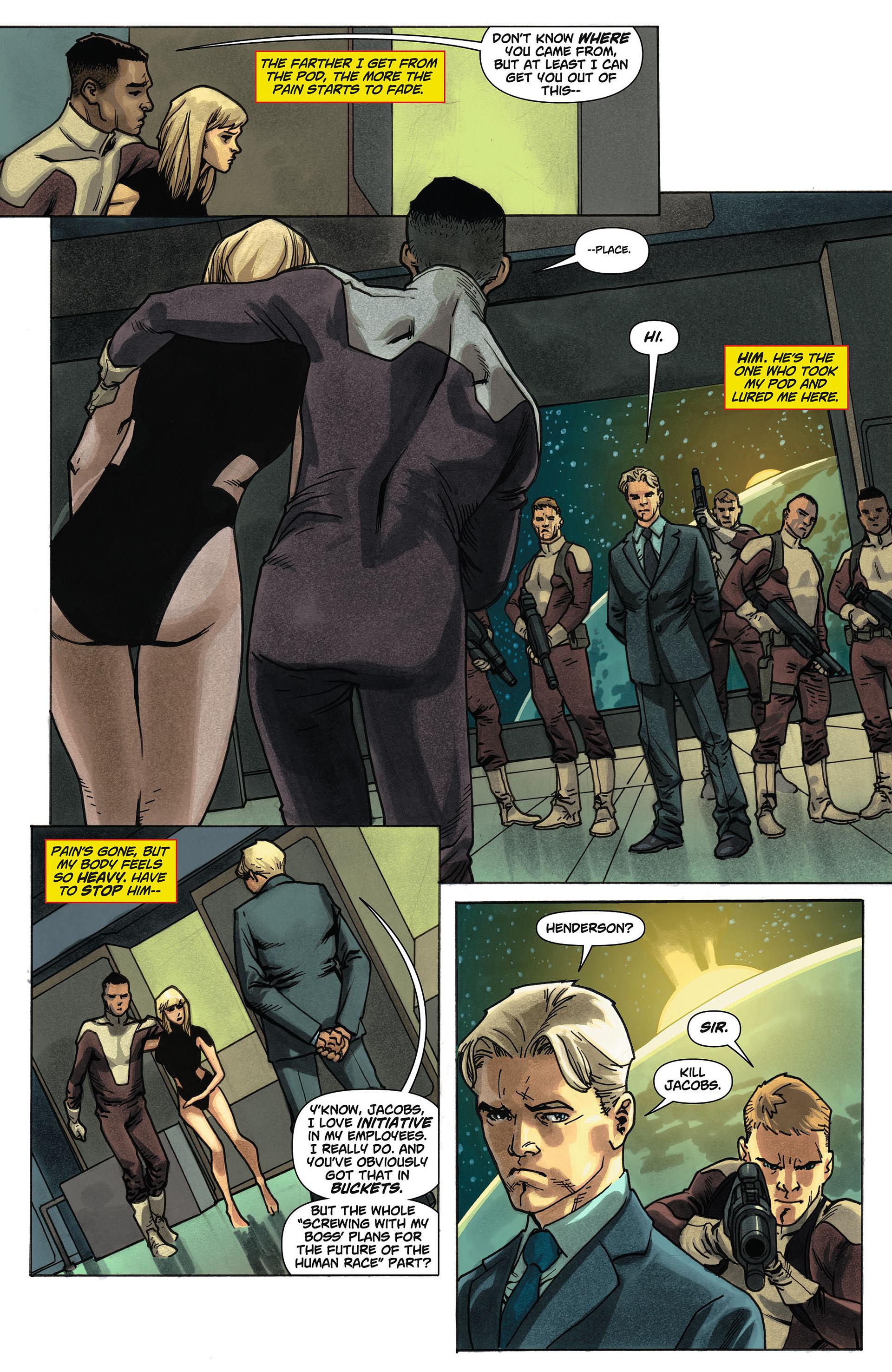 Supergirl (2011) Issue #4 #6 - English 6