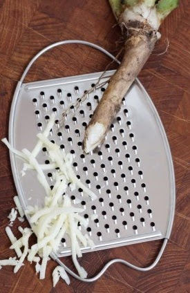 Prepare Horseradish at Home.