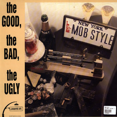 Mob Style – The Good, The Bad, The Ugly (CD) (1991) (192 kbps)