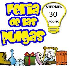 Feria de las pulgas Solidaria