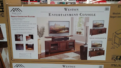 Regal Living Weston Entertainment Console for your living or family room
