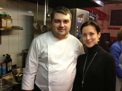 Ольга Лаврентьева и Алексей Забелин (Гудман)