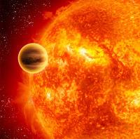 Imagen de Júpiter caliente