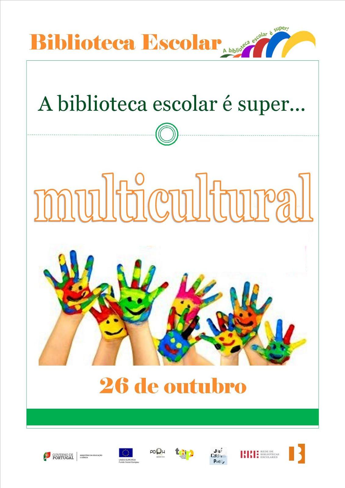Dia Mundial das Bibliotecas escolares