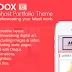 Authadox: Responsive Portfolio Ghost Theme