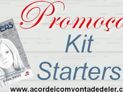 Promoção em parceria com a Novo Conceito - Starters - Lissa Price