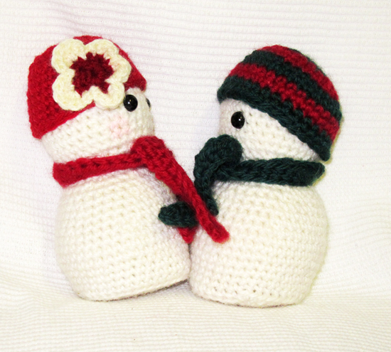 Roaming Pixies: Free Crochet Amigurumi Pattern - Christmas ...