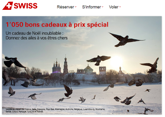 Bons d'achat Swiss