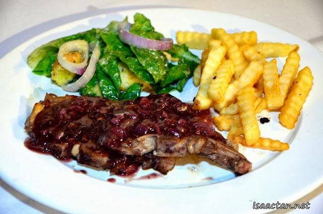 #5 Lamb Chop - RM22.90