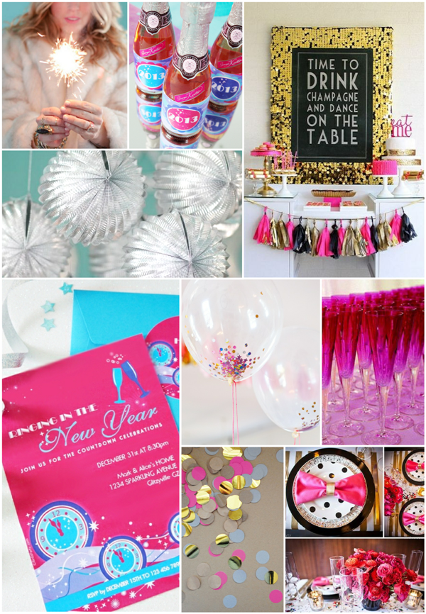 Last minute new year 39 s eve party ideas party ideas for Last minute party ideas