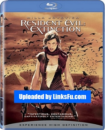 Resident Evil Extinction 2007 m720p BluRay