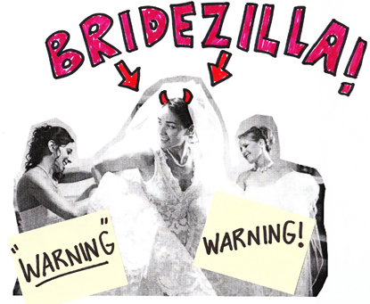 A Bridezilla's Crazy Email to Braidsmaids
