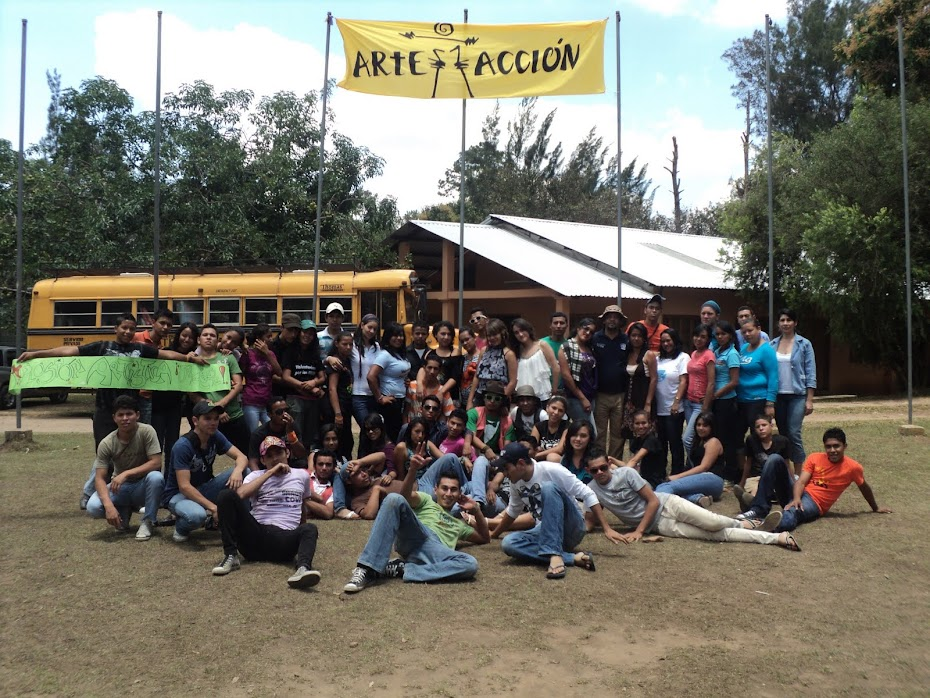 Arte Acción Honduras