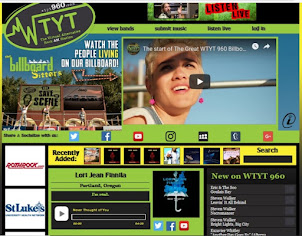 At WTYT960m AM Rock Station