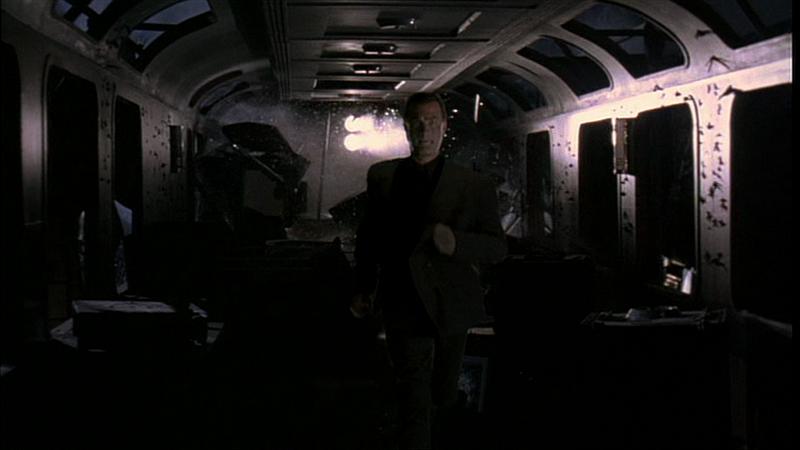 Under Siege 2 Train Crash Week  under siege 2- darkUnder Siege 2 Train Crash