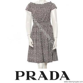 Princess Victoria Style PRADA Dress