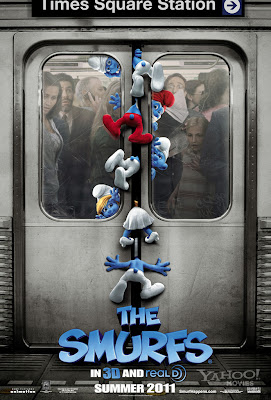 Watch The Smurfs 2011 Hollywood Movie Online | The Smurfs 2011 Hollywood Movie Poster