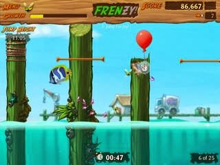 feeding frenzy 2, game ikan