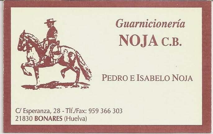 GUARNICIONERIA NOJA C.B.