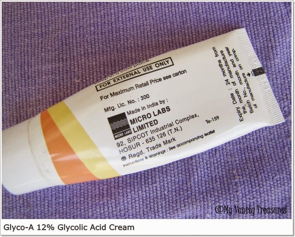 Glycolic Acid Cream In India