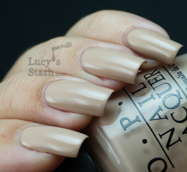 Lucy's Stash - OPI Don't Pretzel My Buttons
