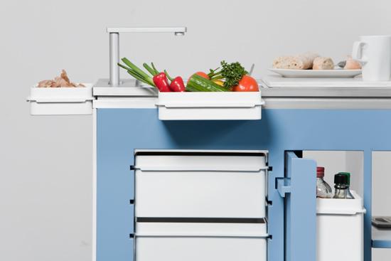 Design Classic Interior 2012: Mesa de Cocina Funcional, Muebles de ...
