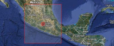 TERREMOTO DE 6,0 GRADOS AFECTA CENTRO Y SU DE MEXICO, 15 DE NOVIEMBRE 2012