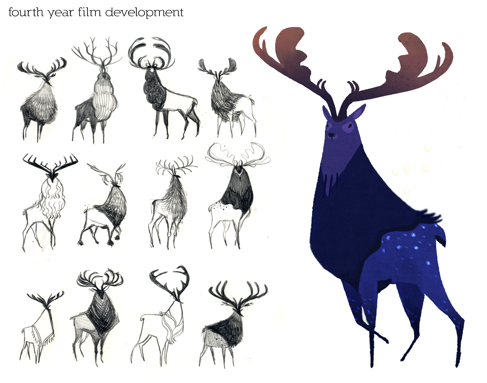 Character Design Visual Development Portfolio : Kari casady visual development portfolio