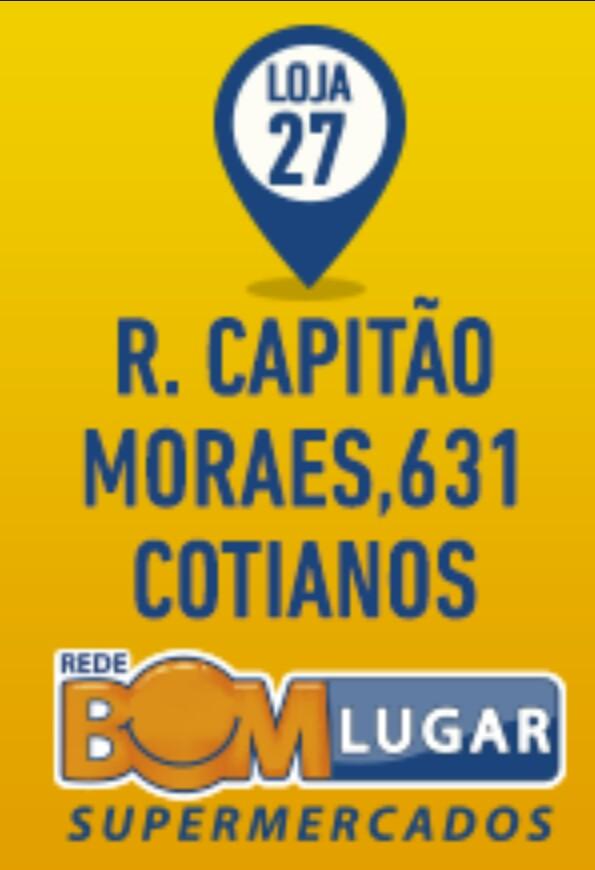 CLIQUE E CONFIRA AS OFERTAS BOM LUGAR!