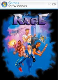 Jogo The Rage PC DVD Capa