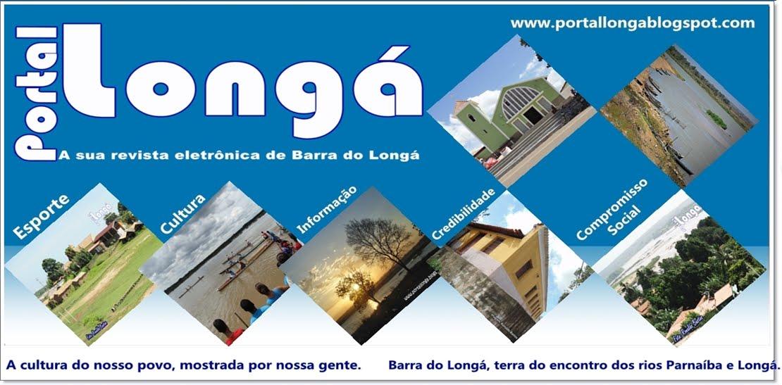Portal Longá - Barra do Longá - terra do encontro dos rios Parnaíba e Longá