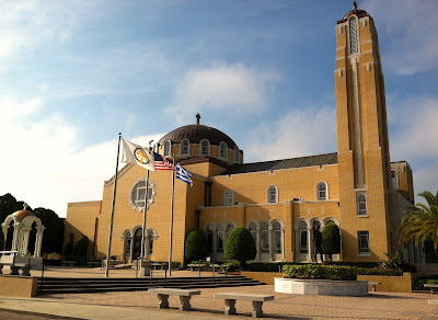 Tarpon Springs Greek Orthodox Church