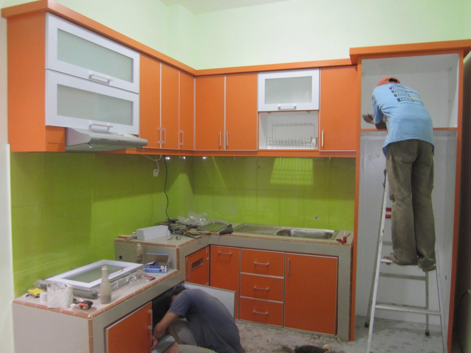 Jasa Kitchen Set Bandung