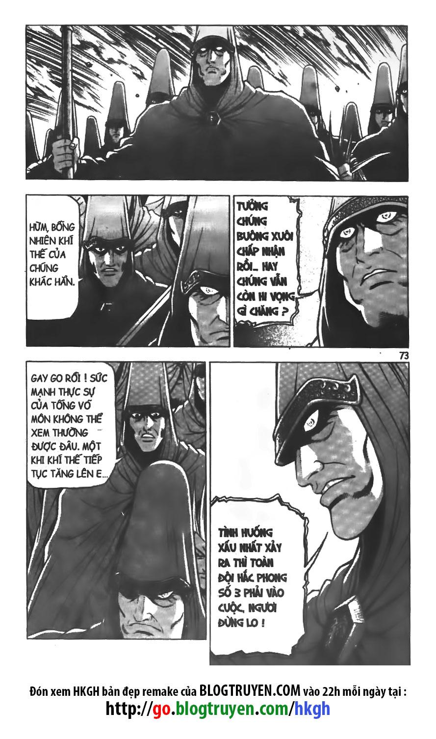 Hiệp Khách Giang Hồ chap 217 page 18 - IZTruyenTranh.com