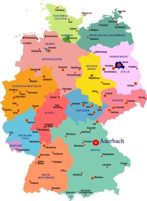 deutschladn karte