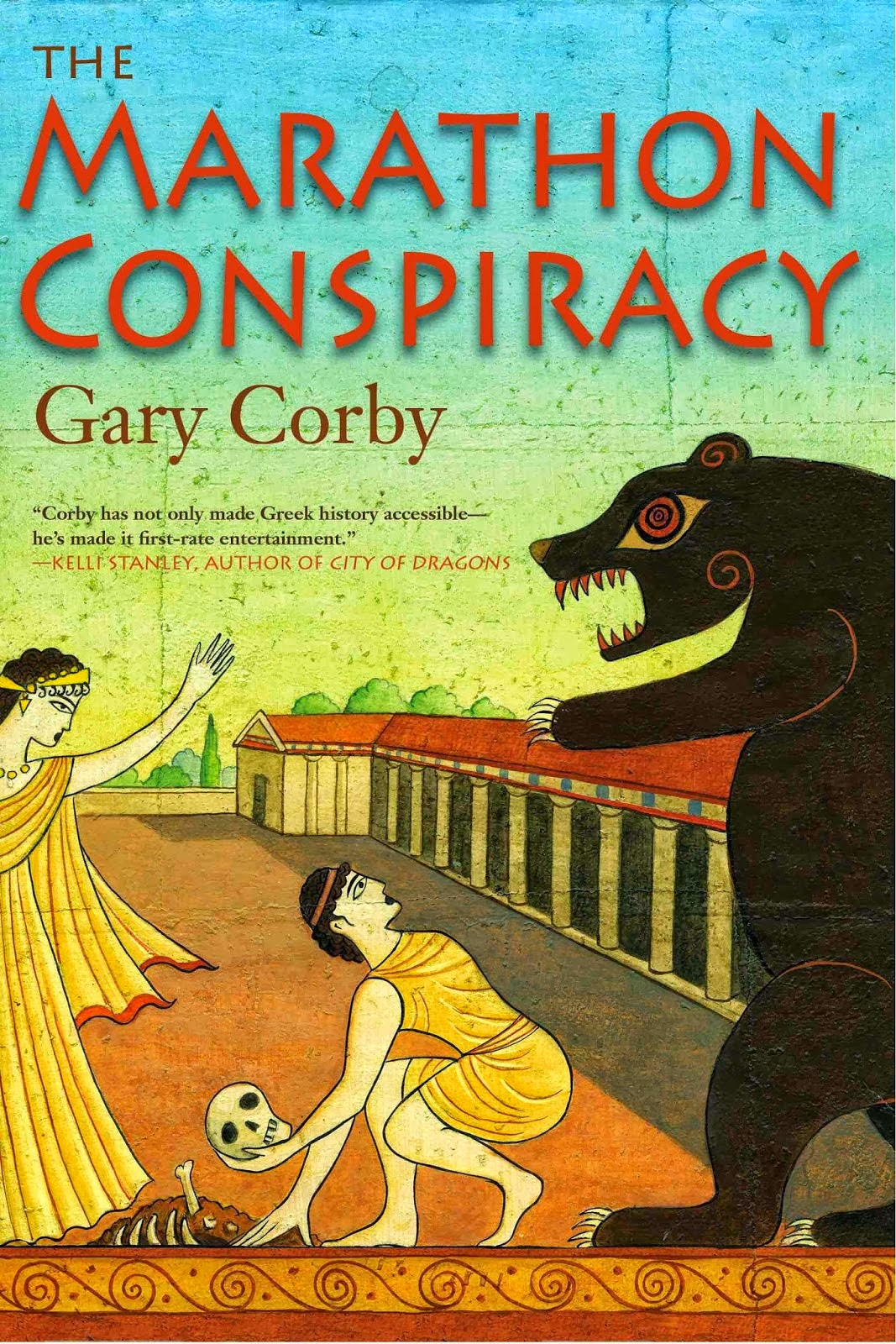 http://www.amazon.com/The-Marathon-Conspiracy-Gary-Corby/dp/161695387X