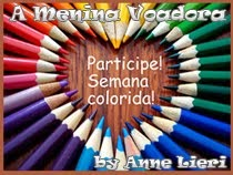 Semana colorida da Anne