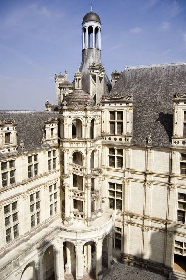 79. Chambord Chateau (France)