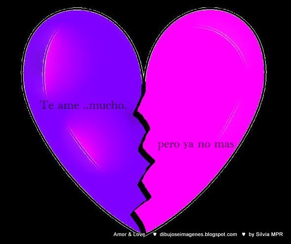 Imagenes De Amor: Imagenes de corazones rotos amor desamor