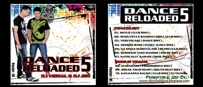DANCE RELOADED 5