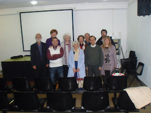 Versos a raig fet- Grupo poesía Sants