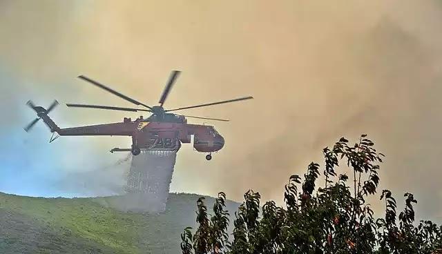 Έφτασαν τις 82 οι πυρκαγιές- Εντοπίστηκαν εμπρηστές από ελικόπτερο!
