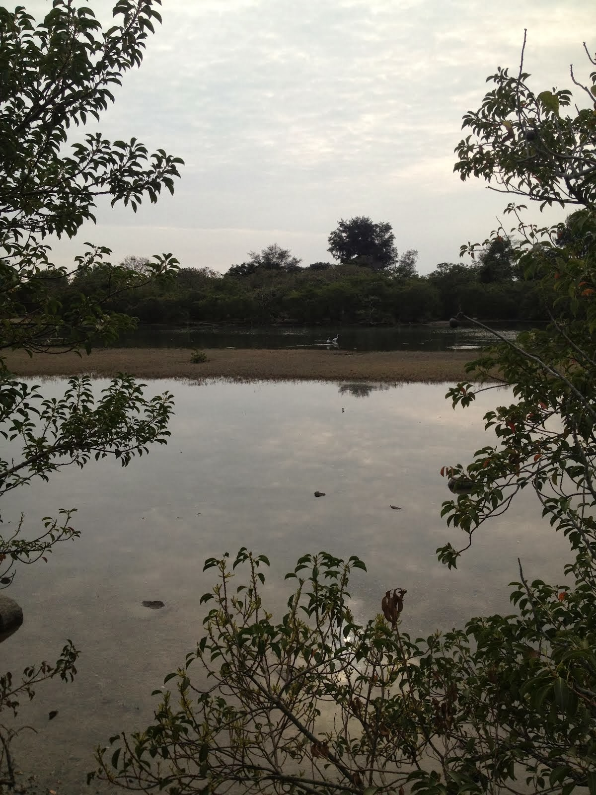 Pui O near Ham Tin
