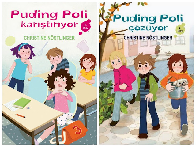 Puding Poli Karıştırıyor - Puding Poli Çözüyor