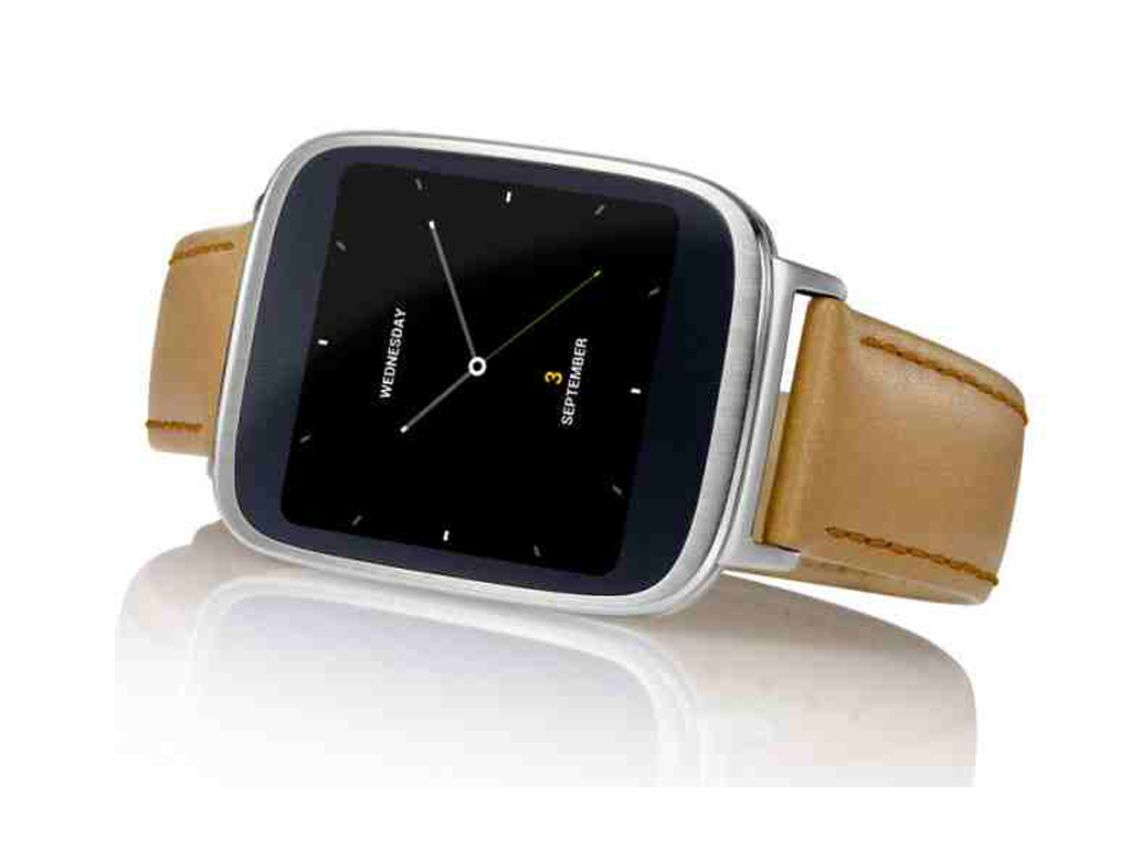 Asus Launches the ZenWatch and Zenfone 5
