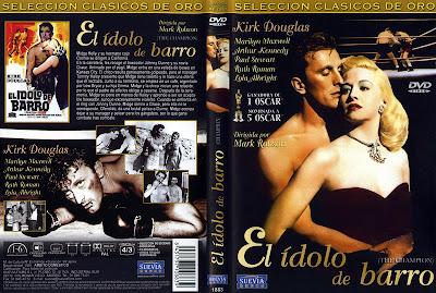 El ídolo de barro | 1949 | Champion caratula, covre, dvd