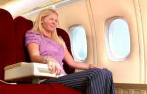 Tips Saat Naik Pesawat Bagi Yang Phobia Ketinggian
