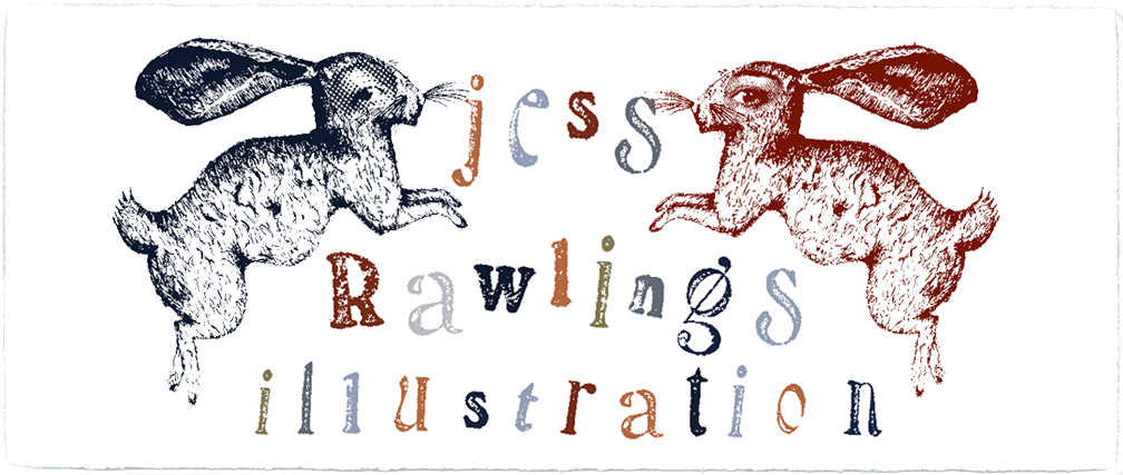 Jessica Rawlings Illustration