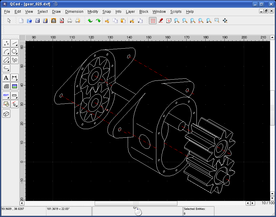 8 best cad apps for linux updated Free 3d cad software